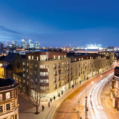 Greenwich, London SE10